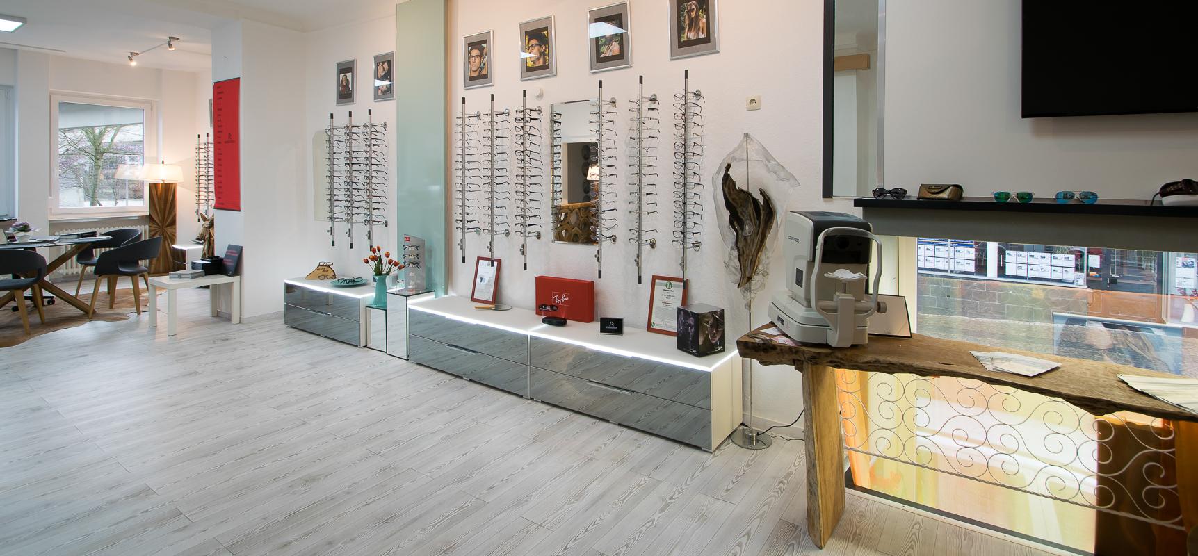 Optiker Zell I Mosel