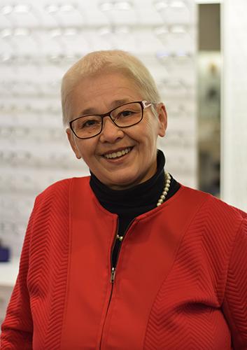 Ingrid Hummes